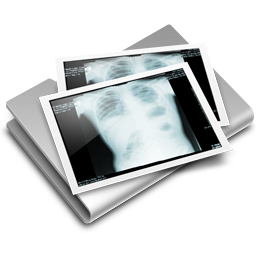 Thorax X Ray Icon