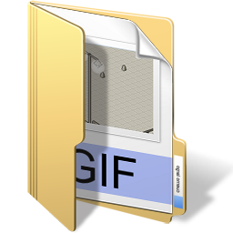 gif files Icon