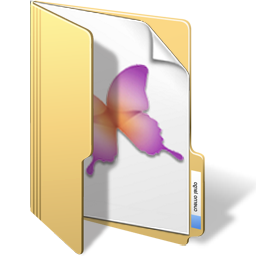 indesign files Icon