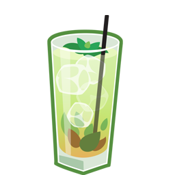 Mojito icon free download as PNG and ICO formats, VeryIcon.com