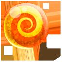 candy orange.png (128×128)