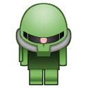Zaku MS 06F Icon