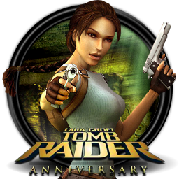 Tomb Raider Aniversary 4 Icon