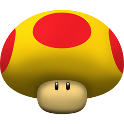 Mega Mushroom icon free download as PNG and ICO formats ...