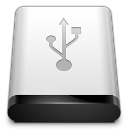 Drive USB icon free download as PNG and ICO formats ...