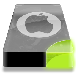 Drive 3 sg system apple icon free download as PNG and ICO formats ...