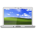 MacBook Pro Glossy Windows Icon