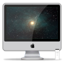 iMac Al Time Machine PNG Icon