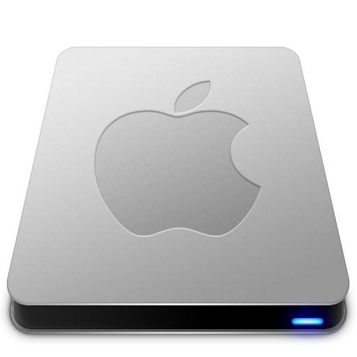 http://www.veryicon.com/icon/png/Hardware/Slick%20Drives/Apple.png