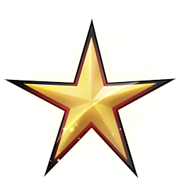 Star icon free download as PNG and ICO formats, VeryIcon.com