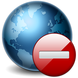 Earth Stop Icon