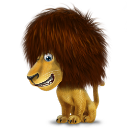 circus lion png - photo #13