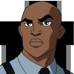 Detective Ethan Bennett icon free - 14.9KB