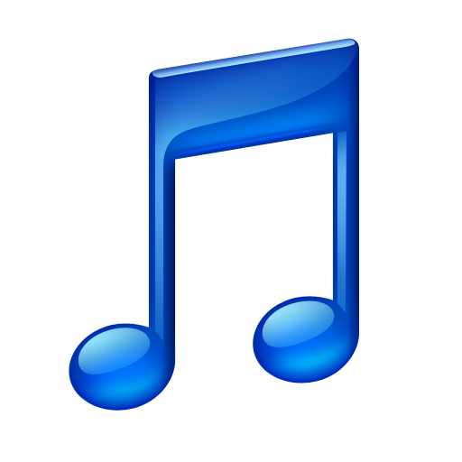 Note blue icon free download as PNG and ICO formats, VeryIcon.com