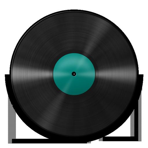 Vinyl Turquoise 512 ic...