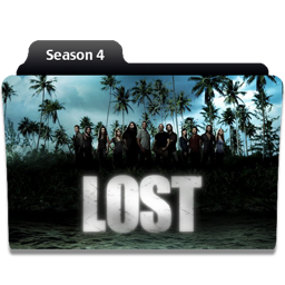 Lost Season 4 Icon