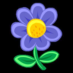 Blue Flower.png (256×256)