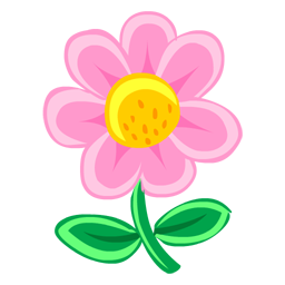 Pink Flower.png (256×256)