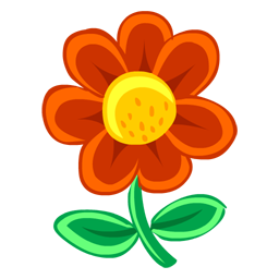 Red Flower.png (256×256)