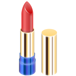 Lipstick red Icon