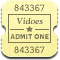 MovieTicket Icon