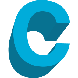 c++ png  Letter C Icon