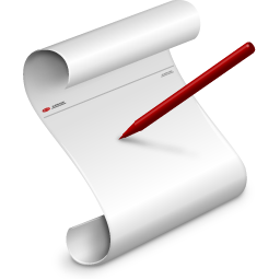 Script Editor Icon Free Download As Png And Ico Formats