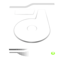 Clear InternalDrive Icon