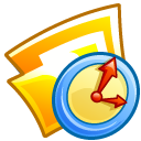Folder temporary Icon