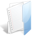 folder documents Icon