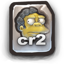 Poser Character File   .CR2 Icon