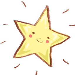 Hp fav star Icon