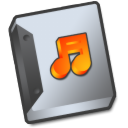 Document sound Icon
