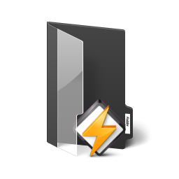 Music Folder Winamp Icon