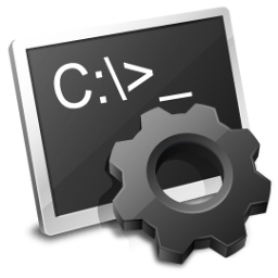 Cmd, .bat,bat,bat file icon