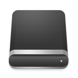 Hard Drive icon free download as PNG and ICO formats ...
