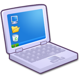 Hardware Laptop 2 Icon