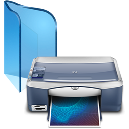 Printer And Faxes Icon