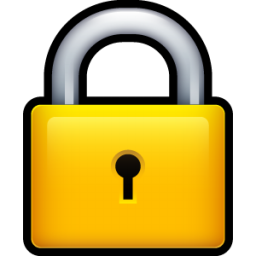 Lock icon free download as PNG and ICO formats, VeryIcon.com