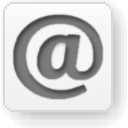 Email White Icon