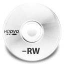 Disc CD DVD RW Icon
