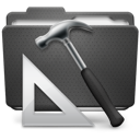 Folder Developer P Icon