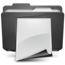 Folder Documents P Icon