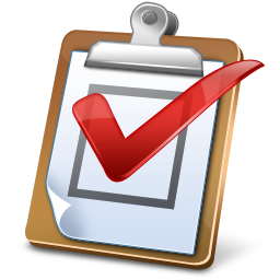 Task Report Regular Icon