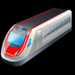 На поезде в Равенну