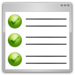 Panel Settings Icon