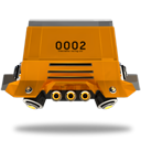 space racing car 3 Icon