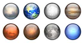 solar system from top png-#37